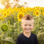 khasiat cahaya matahari untuk anak
